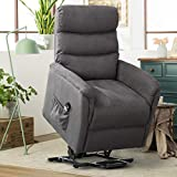 CANMOV Electric Power Lift Massage Sofa Recliner Chair Lounge...