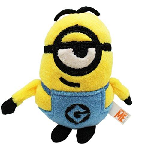 Minions Stewart Mini Plush Toy (3in)