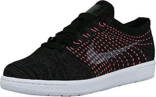 Zapatillas De Deporte Nike Mujeres Tennis Classic Ultra Flyknit Running 833860 Zapatillas De Deporte Black / White-antracita