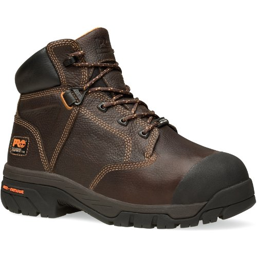 Boots Guard Metatarsal Safety (Timberland PRO Men's Helix Met Guard Work Boot,Brown,11 M US)