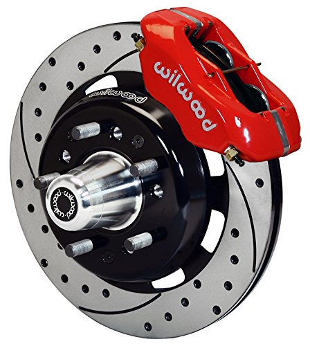 NEW WILWOOD FRONT DISC BRAKE KIT, 12.19