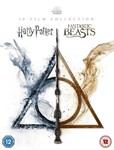 Wizarding-World-10-Film-Collection-Harry-PotterFantastic-Beasts-DVD-2001-2020