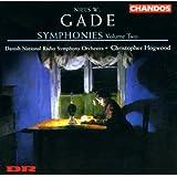 Gade: Symphonies Vol. 2