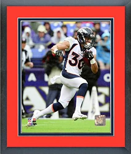 - Phillip Lindsay Denver Broncos Action Photo (Size: 13