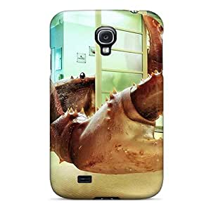 Shock-dirt Proof Giant Enemy Crab Case Cover For Galaxy S4
