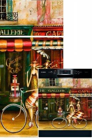 Appliance Art 11484 Appliance Art Girlfriends in Paris Combo