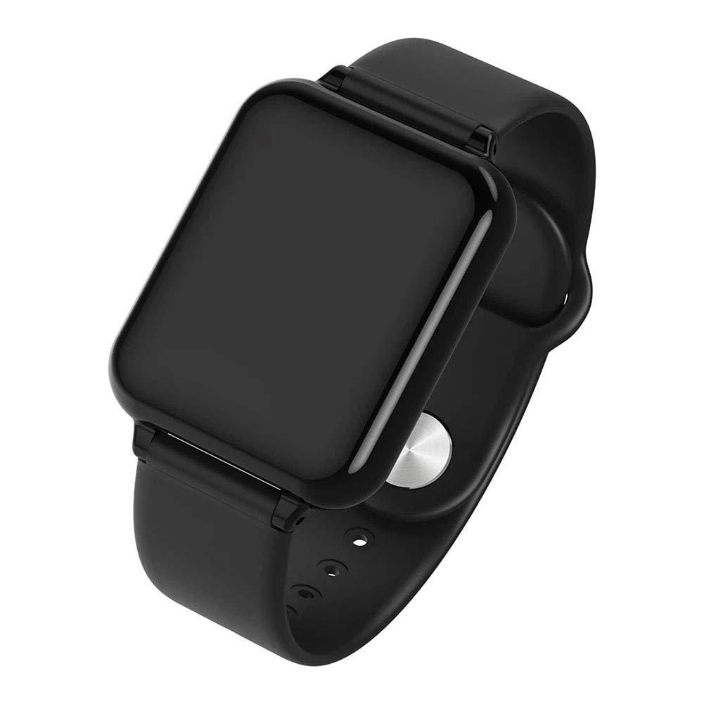 9302sonoaud LEMFO B57C - Reloj Inteligente con Alarma y ...