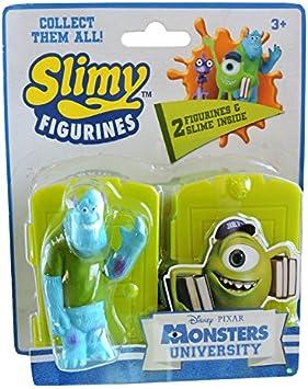 Monstruos SA - Pack 2 Figuras y 2 Mocos (Varios Modelos): Amazon ...