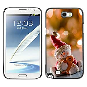 YOYO Slim PC / Aluminium Case Cover Armor Shell Portection //Christmas Holiday Happy Decoration 1150 //Samsung Note 2