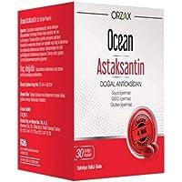 Ocean Astaxanthin Natural Antioxidant 30 Kapsül