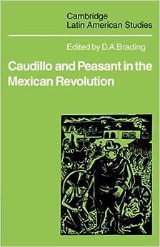 Como Descargar Elitetorrent Caudillo And Peasant In The Mexican Revolution De Epub