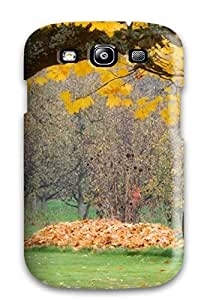 Cute Appearance Cover/tpu OHIikYW1878oTrmo Autumn Rope Swing Case For Galaxy S3