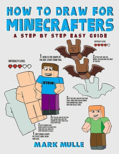 How to Draw for Minecrafters: A Step by Step Easy Guide