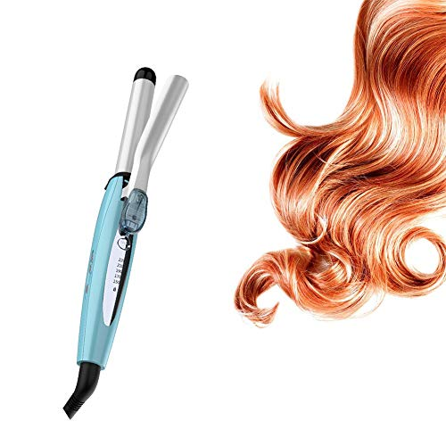 - Hairlife Curling Iron - 30 Seconds Rapid Temperature Rise, Five-Speed Adjustable Temperature Control, 150°F to 220°