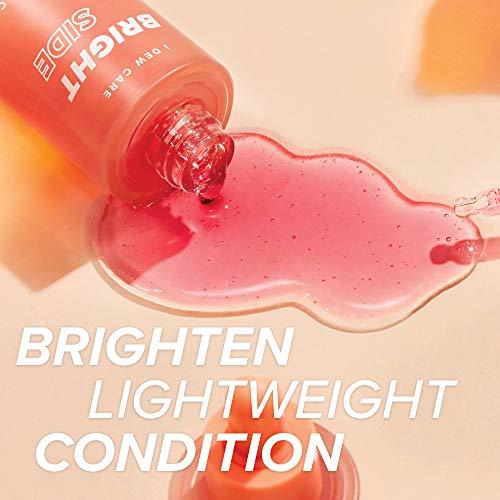 I DEW CARE Bright Side Up Brightening Vitamin C Serum | Korean Skincare, Vegan, Cruelty-free, Paraben-free