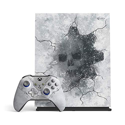 Xbox One X 1Tb Console - Gears 5 Limited Edition Bundle 14