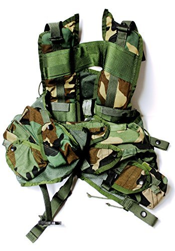 c. US Military Enhanced Tactical Load Bearing Vest ()