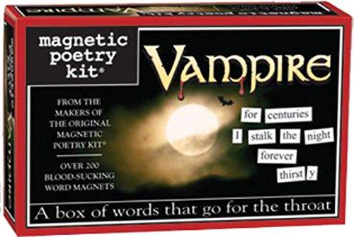 Download Vampire: Magnetic Poetry Kit ebook