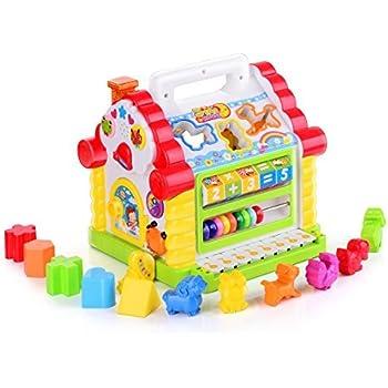 Playskool Busy Poppin Pals Amazon.com: VTech Sit-...