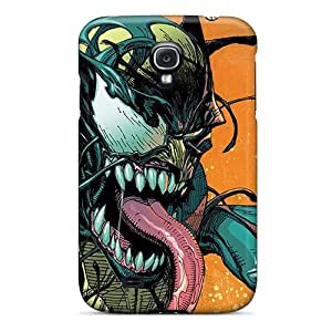 Tpu AlisaDepartment Shockproof Scratcheproof Venom Wolverine Hard Case Cover For Galaxy S4
