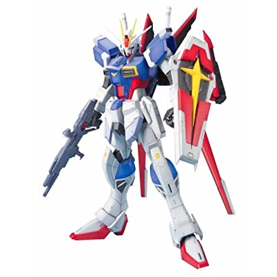 Bandai Hobby Force Impulse Gundam, Bandai Master Grade Action Figure: Toys & Games