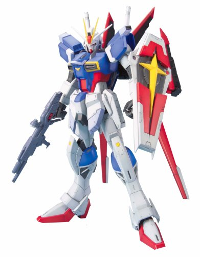 Destiny Impulse Gundam - Bandai Hobby FORCE IMPULSE GUNDAM, Bandai Master Grade Action Figure