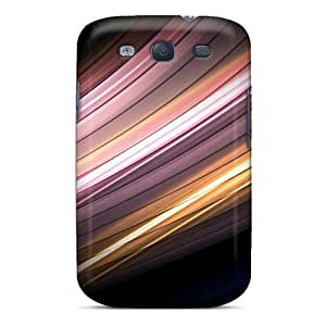 New Design Shatterproof RHa3613LCDg Case For Galaxy S3 (abstract Colors Pl)