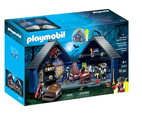 PLAYMOBIL® Take Along Haunted House ()