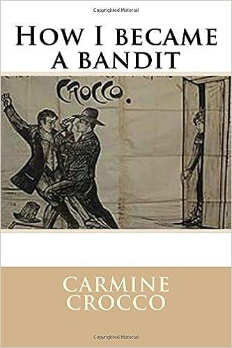 Book How I became a bandit
