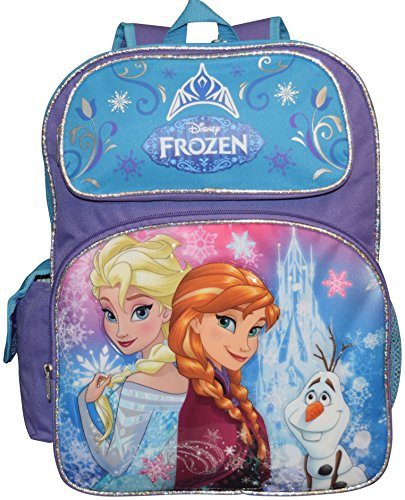 Disney Frozen Deluxe Embossed Backpack