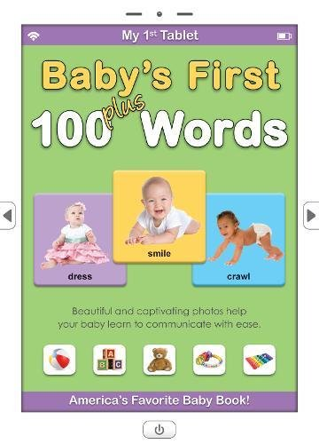 Read Online My 1st Tablet: Baby's First 100 Plus Words pdf epub