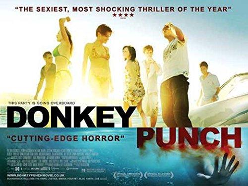 Donkey Strike Poster Movie UK 11x14 Robert Boulter Sian Breckin Tom Burke Nichola Burley