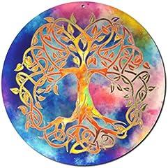 """Sonnenfänger"""" Baum des Lebens"""" Nr 20 Ø 15cm Geschenkidee Geburtstag · Danke Geschenk · Symbol der Liebe · Glücksbringer..."""