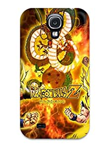 Galaxy S4 Cover Case - Eco-friendly Packaging(dbz )