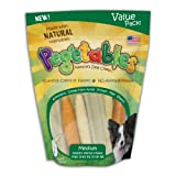 Pegetables Mixed Medium Chew Supplements, 18-Ounce Value Size Bag, My Pet Supplies