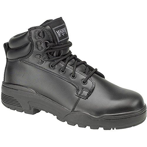 Magnum Patrol Tacticle, Unisex-Adults' Work and Safety Boots, Black, 4 UK Black