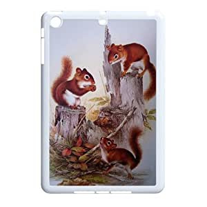 [MEIYING DIY CASE] For Samsung Galaxy NOTE4 Case Cover -Squirrel Pattern-IKAI0446581