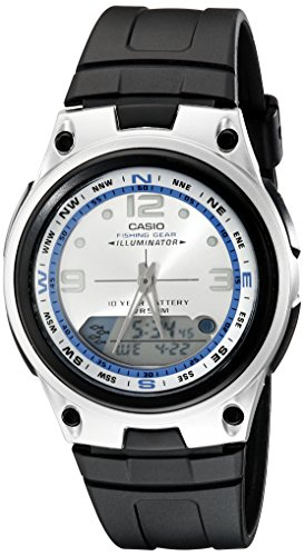 - Casio General Men's Watches Digital-Analog Combination with 10 Year Battery Life AW-82-7AVDF - WW