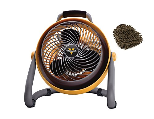 Vornado 293 Fan, Heavy Duty Shop Circulator  w/ Bonus: Premi