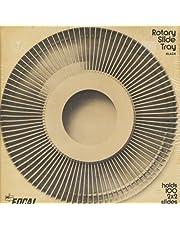 Focal Rotary Slide Tray: Holds 100 2x2 Slides -- Black
