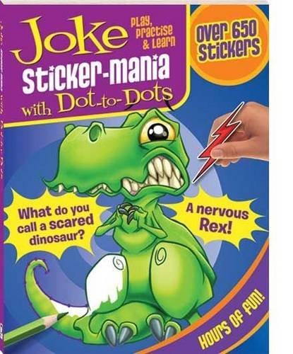 Mania Sticker - Joke - Sticker Mania (Dot-to-dot)