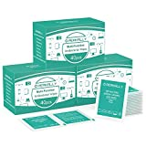 Lens Cleaning Wipes, Peakally Pre-Moistened Screen Wipes Safely Clean Electronic,Phone,Eyeglasses,Laptop,Screen and Other Delicate Surfaces,Individually Wrapped Cleaner Kit-120 ct