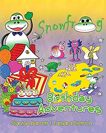 Snow Frog Birthday Adventures