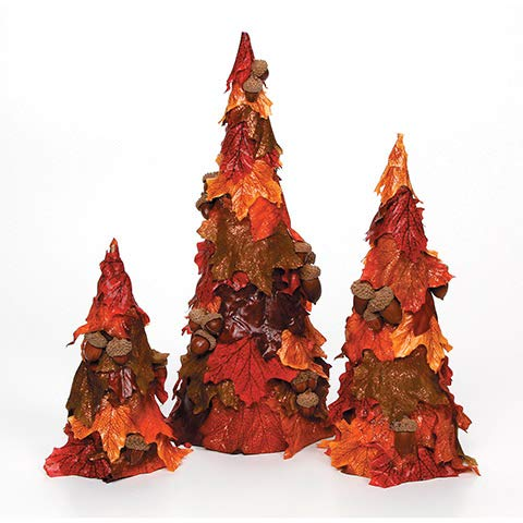 Paper Mache Craft Cones Variety Pack 3 Sizes- 13.75 x 5 10.63 x 4 5 7 x 3 Inches