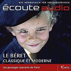 Écoute audio - Le béret, classique et moderne 1/2012