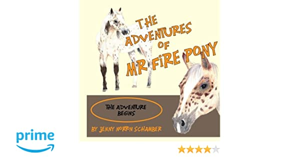 The Adventures of Mr. Fire Pony: The Adventure Begins ...