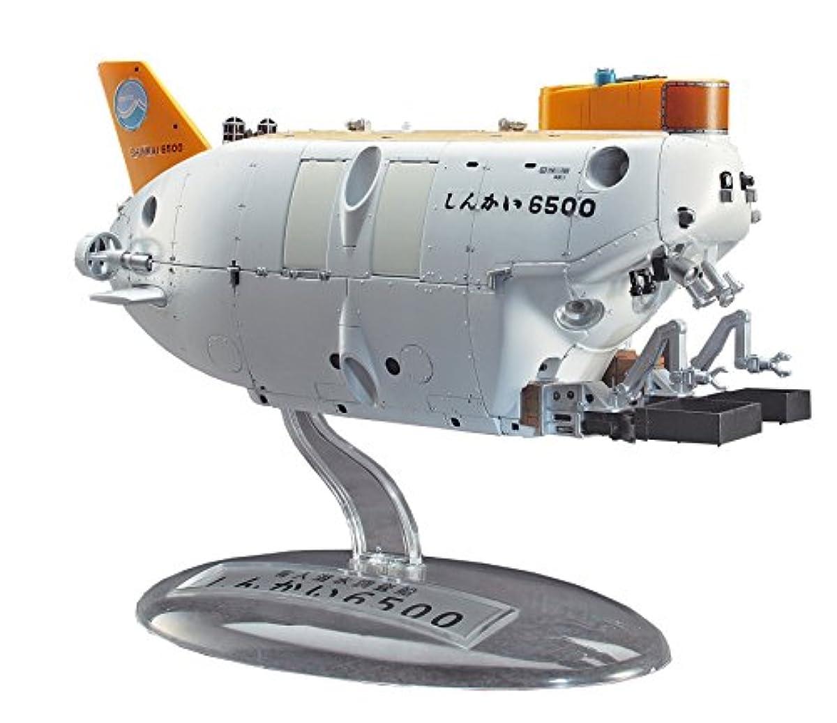 [해외] 하세가와 1/72 야나기 잠수 조사선 게 하니 6500 추진 기개조형 2012 프라모델  SW03