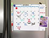 Dry Erase Monthly Calendar and Weekly Planner Set