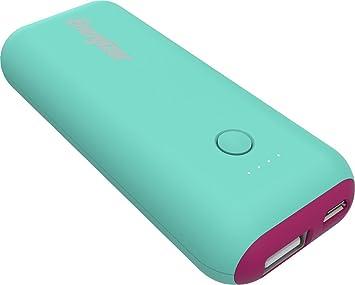 Energizer 5000mAh Powerbank Batería Externa, Cargador Móvil Portátil Carga rápida para Apple iPhone, Huawei, Samsung Galaxy y tabletas como Apple ...