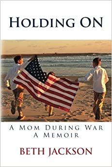 Book Holding On: A Mom During War